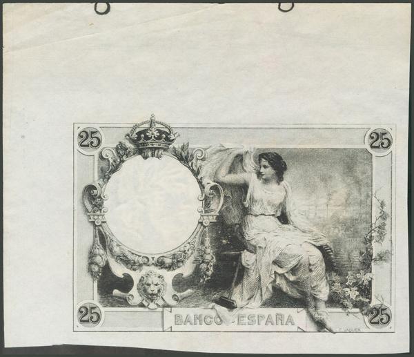 1019 - Billetes Españoles