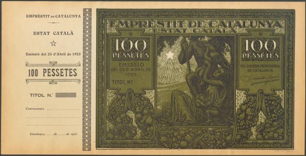 1020 - Billetes Españoles