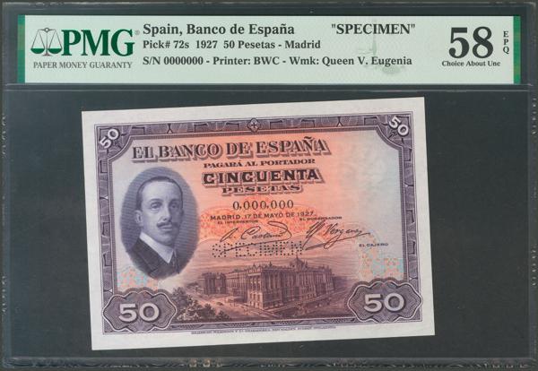 1023 - Billetes Españoles