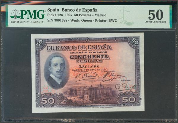 1024 - Billetes Españoles
