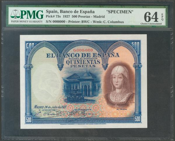 1025 - Billetes Españoles