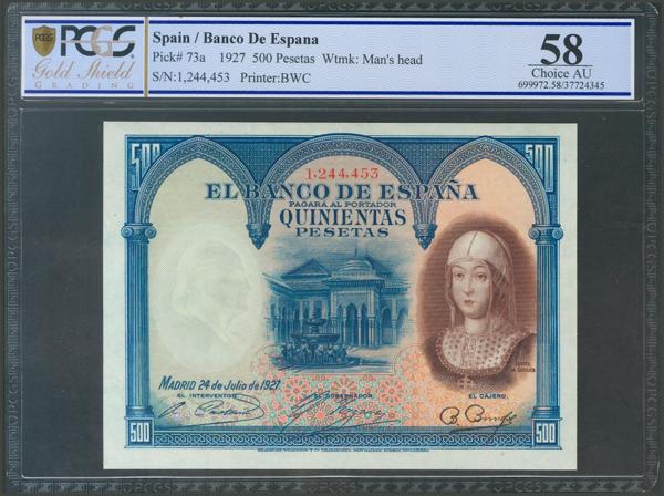 1026 - Billetes Españoles