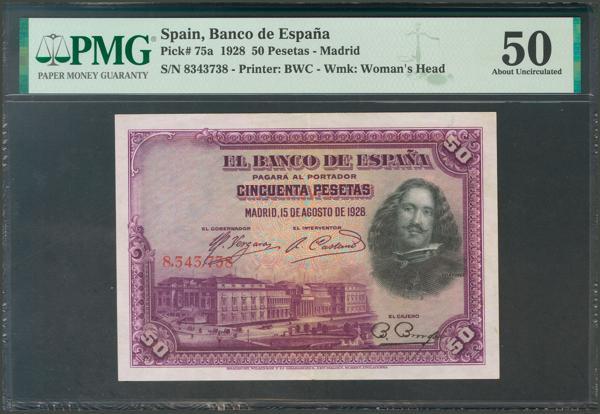 1029 - Billetes Españoles