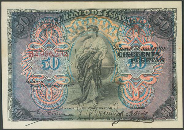 1033 - Billetes Españoles