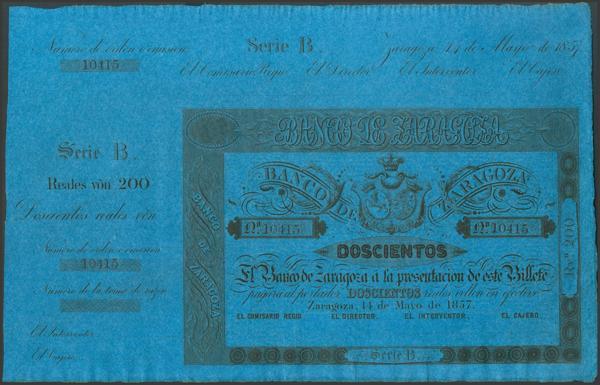 2002 - Billetes Españoles