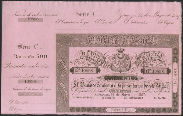 2003 - Billetes Españoles