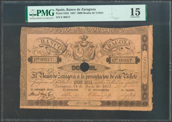 2004 - Billetes Españoles