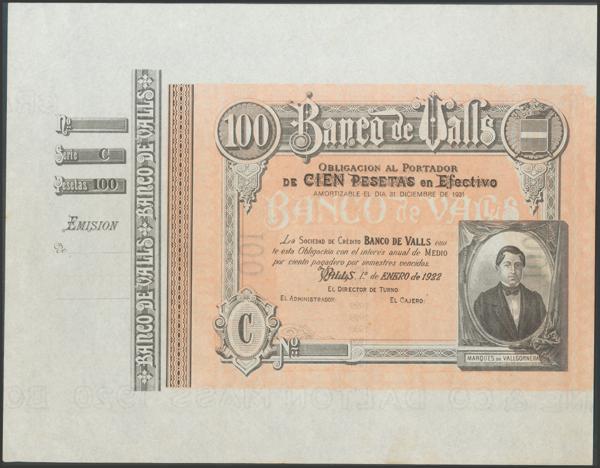 2011 - Billetes Españoles