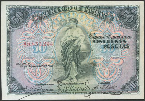 2023 - Billetes Españoles