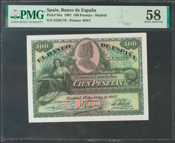 2029 - Billetes Españoles