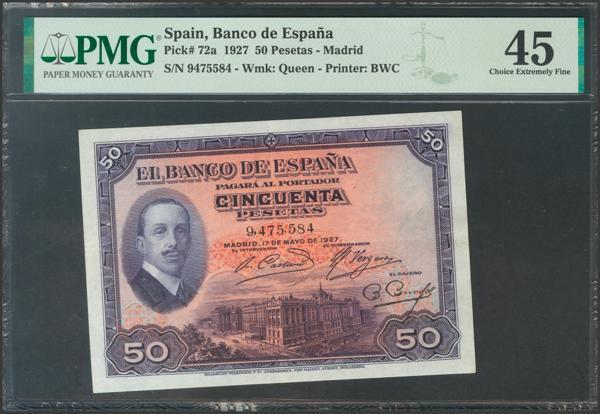 2039 - Billetes Españoles