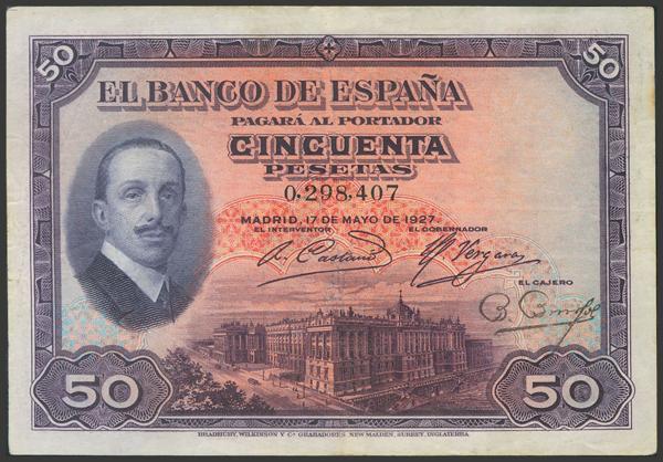 2040 - Billetes Españoles