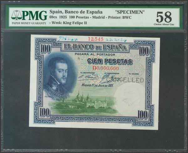 2045 - Billetes Españoles