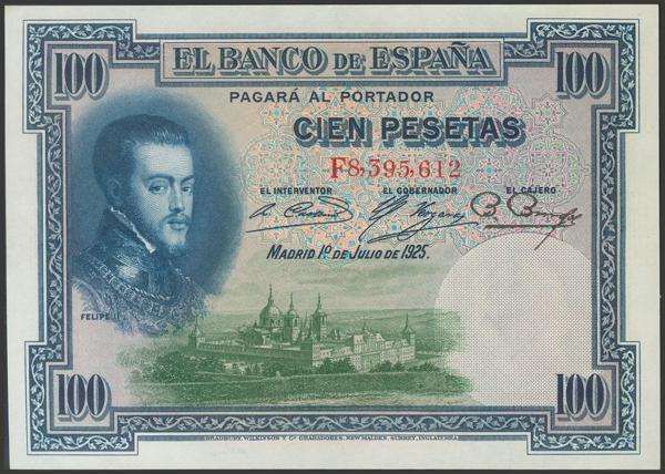 2047 - Billetes Españoles