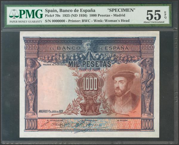 2049 - Billetes Españoles