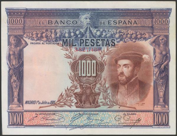 2050 - Billetes Españoles