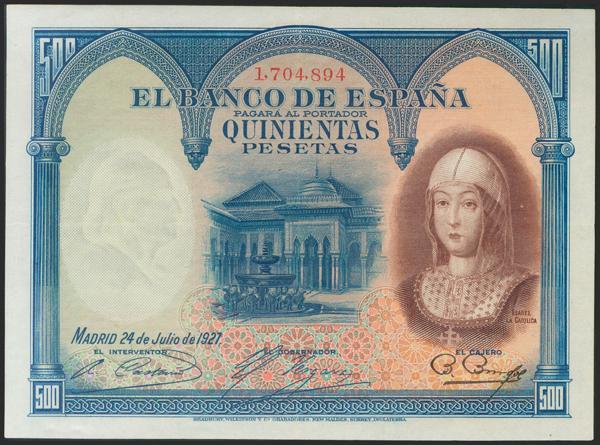 2053 - Billetes Españoles