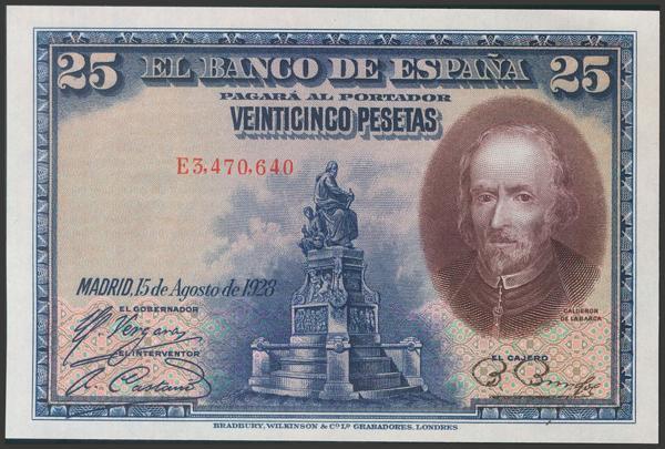 2059 - Billetes Españoles