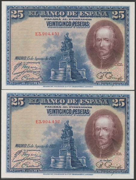 2060 - Billetes Españoles