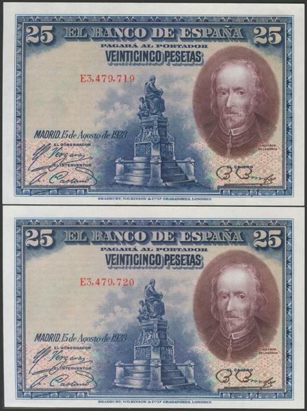 2061 - Billetes Españoles