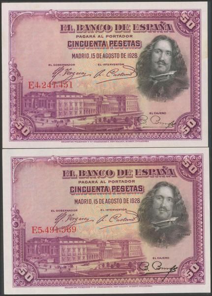 2065 - Billetes Españoles