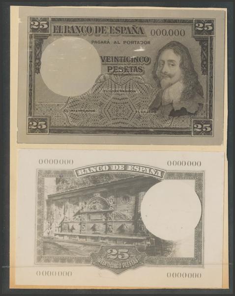 2066 - Billetes Españoles