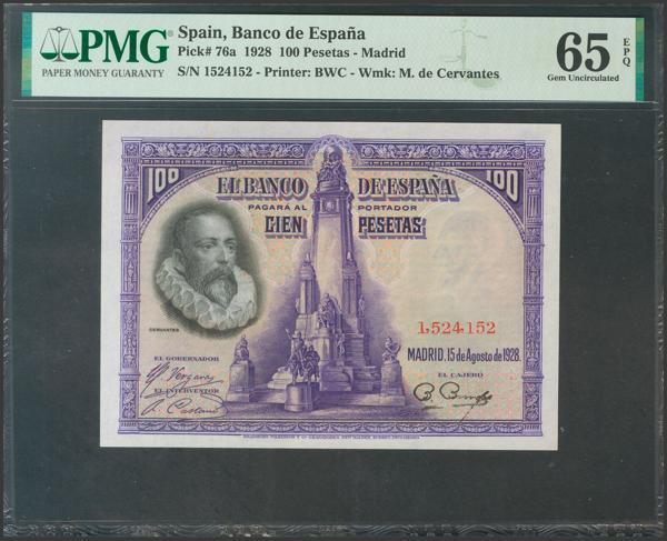 2067 - Billetes Españoles
