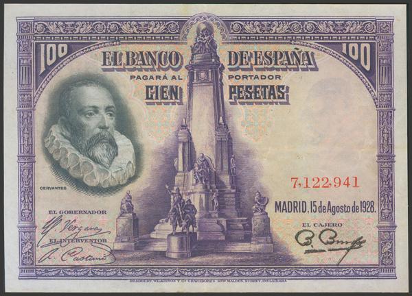 2068 - Billetes Españoles
