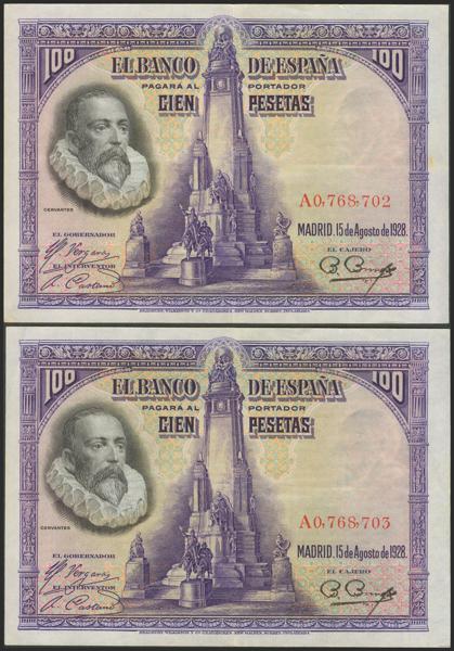 2071 - Billetes Españoles