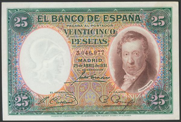 2078 - Billetes Españoles