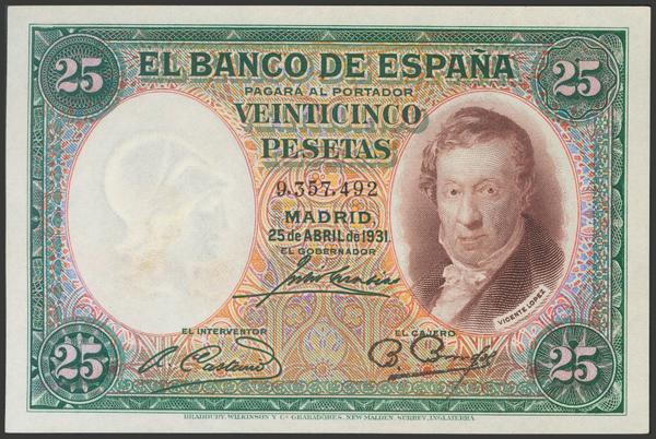 2079 - Billetes Españoles