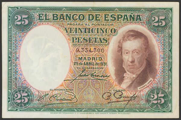 2080 - Billetes Españoles