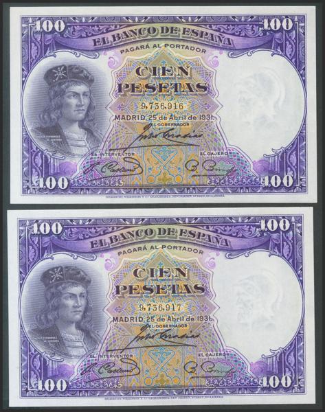 2088 - Billetes Españoles
