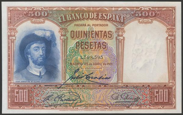 2090 - Billetes Españoles
