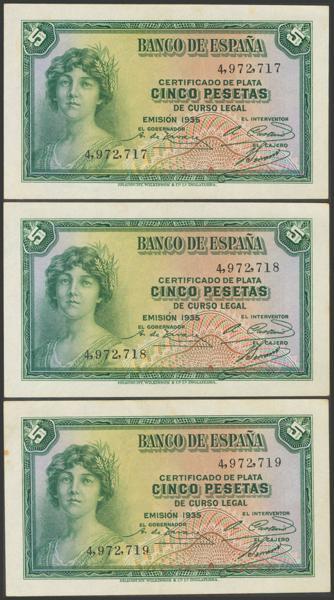 2099 - Billetes Españoles