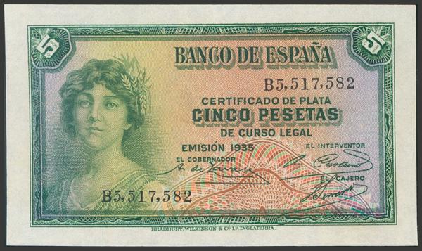 2100 - Billetes Españoles