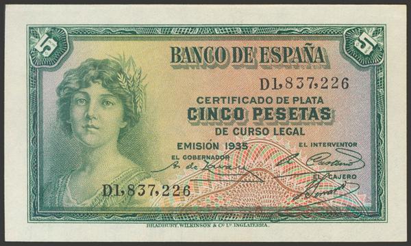 2103 - Billetes Españoles