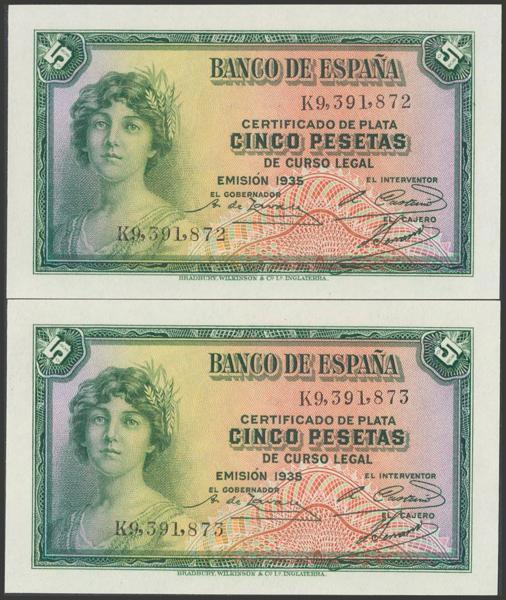 2106 - Billetes Españoles