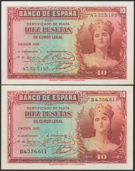 2109 - Billetes Españoles
