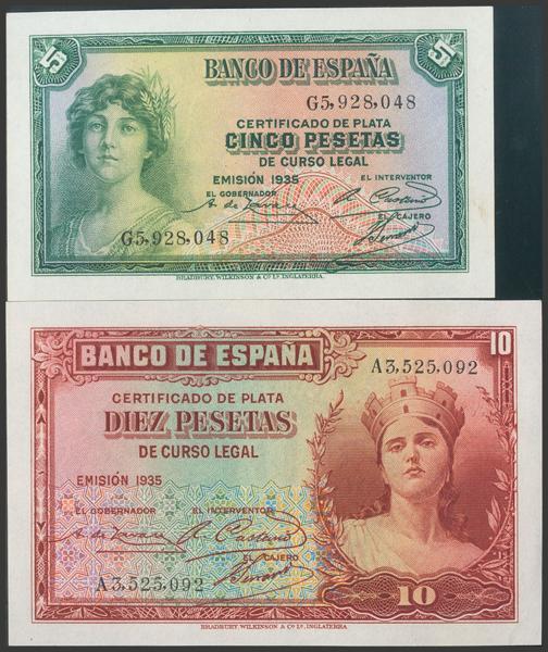 2112 - Billetes Españoles