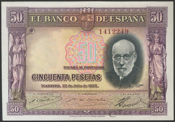 2116 - Billetes Españoles