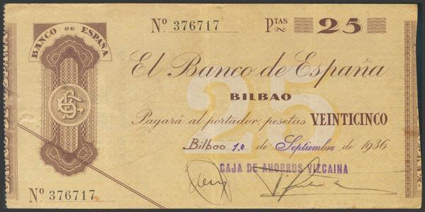 2126 - Billetes Españoles
