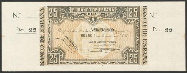 2127 - Billetes Españoles