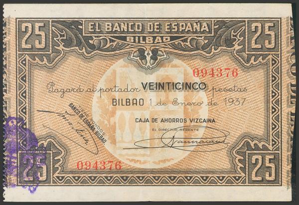 2128 - Billetes Españoles