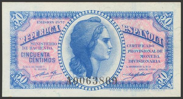 2130 - Billetes Españoles