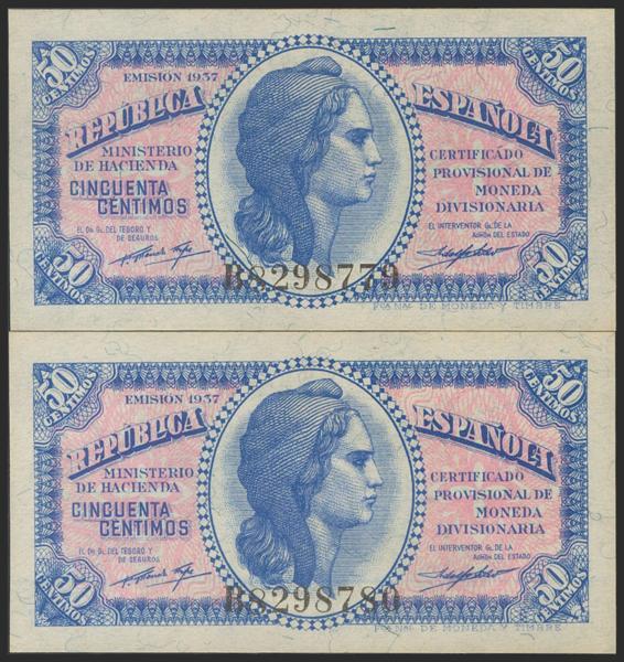 2131 - Billetes Españoles