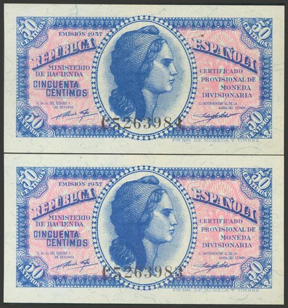 2133 - Billetes Españoles