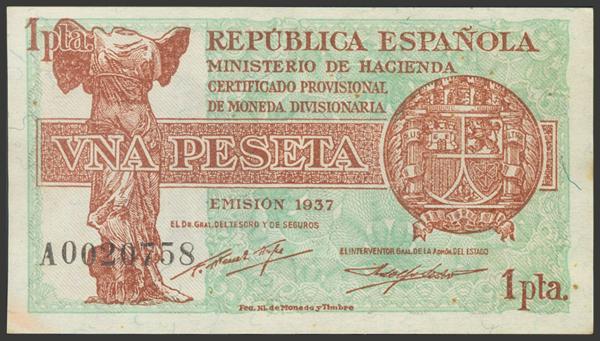 2134 - Billetes Españoles