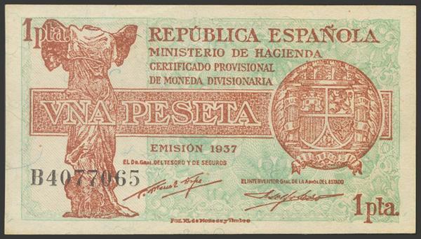 2136 - Billetes Españoles