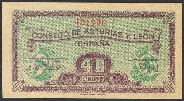 2140 - Billetes Españoles